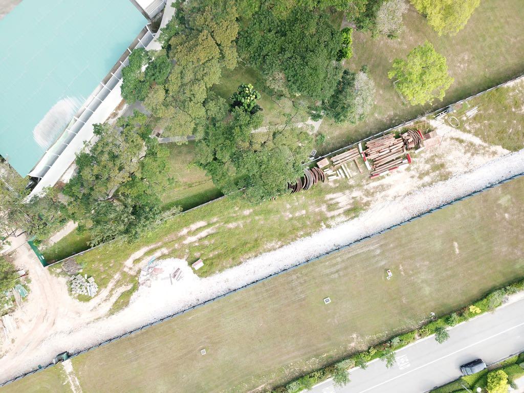 Drone PFI Periodic Facade Inspection