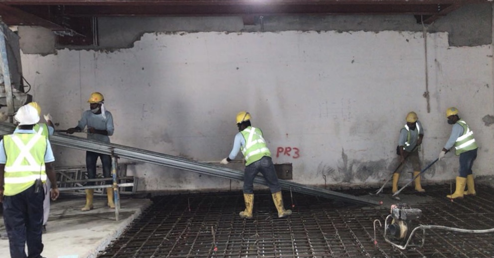 Termites control mesh system 2