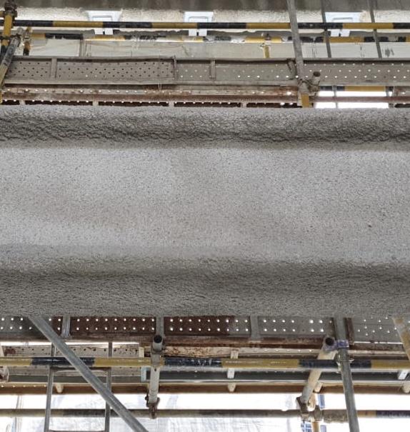 Fireproofing Vermiculite
